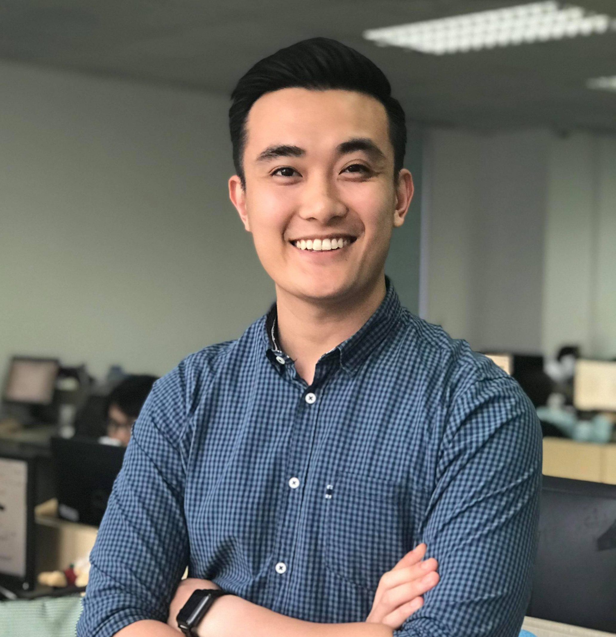Vu Hoang - Sale Manager