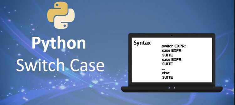 Python implement switch case