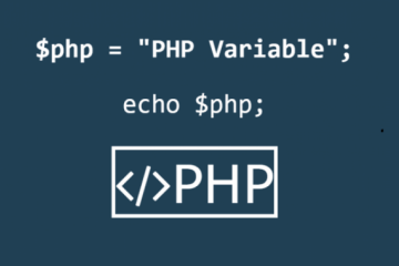 PHP – Variable Types