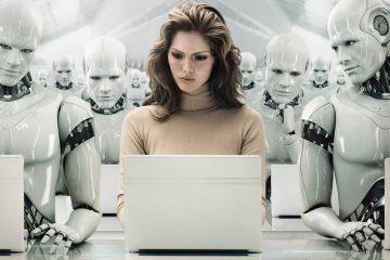 Robots và việc làm tương lai